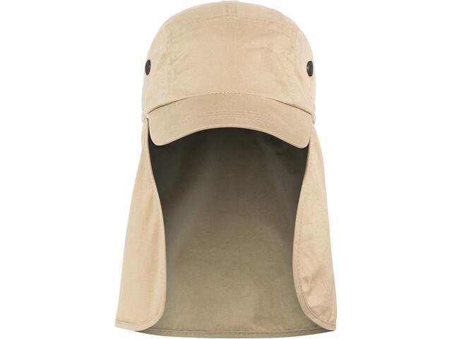 d47b2fcbd4733 Basic Nature Gorra tipo legionario - Accesorios para la cabeza - con  protector de nuca gris